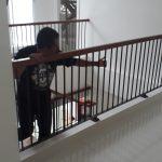 Railing Balkon Makassar